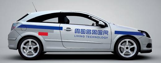 Master: auto aziendale