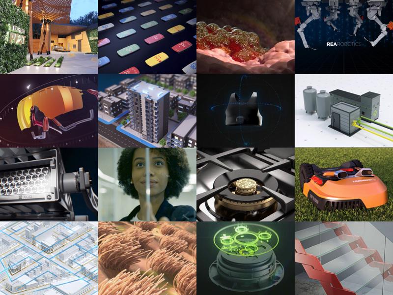 bluemotion render 3d portfolio