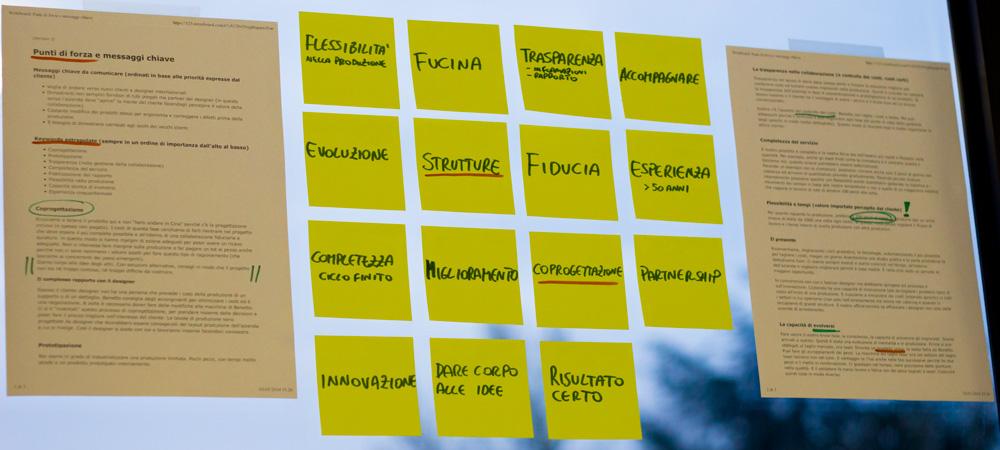 Fucina, innovazione, co-progettazione