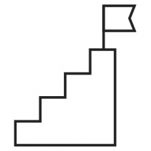 text-steps