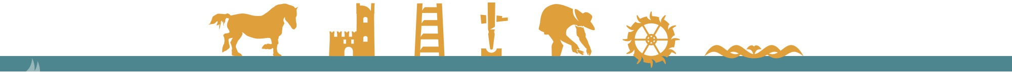 Elementi grafici creati per Ente Fiera Isola della Scala