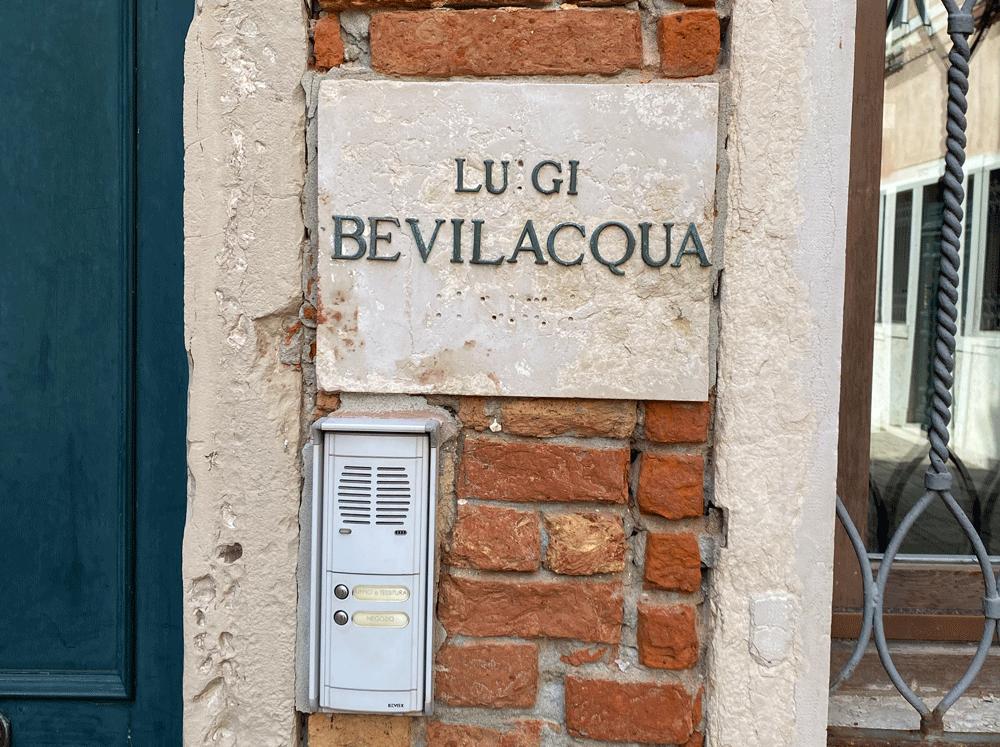 Tessitura Luigi Bevilacqua