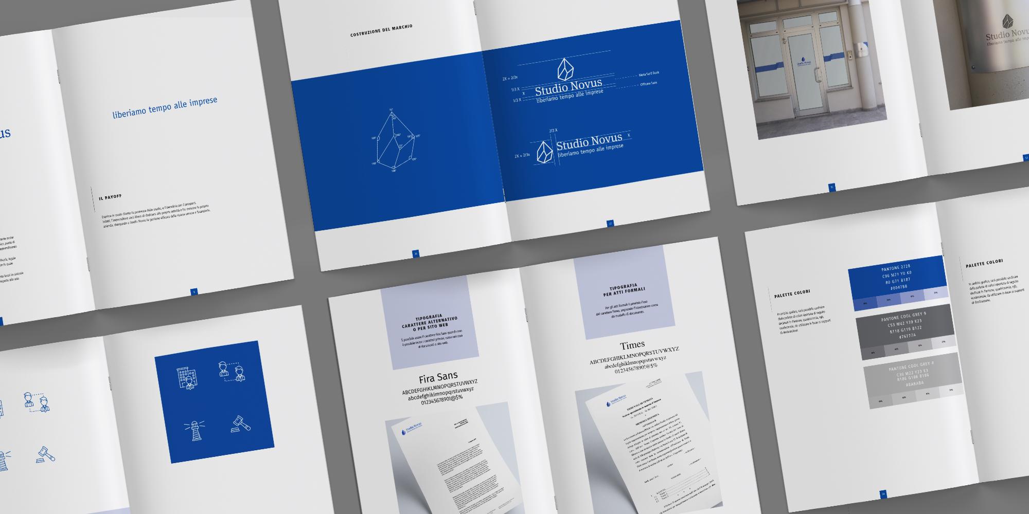 Il manuale d'uso e comportamento della marca: linee guida grafiche e di registro stilistico per la comunicazione d'impresa