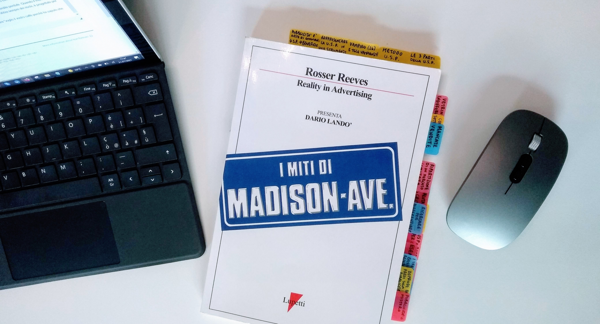 Rosser Reeves: U.S.P. Reality in advertising