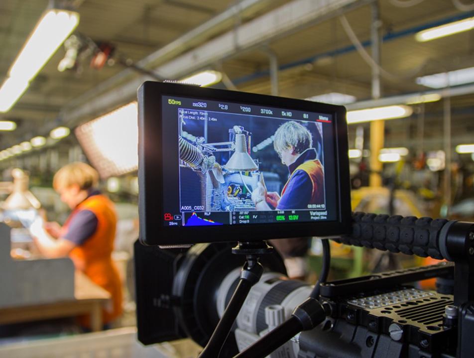 Realizzazione del filmato aziedale e del processo produttivo: l'esempio di Beltrame Luciano