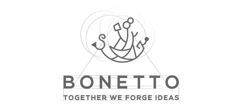 Progettazione del marchio per Bonetto Srl