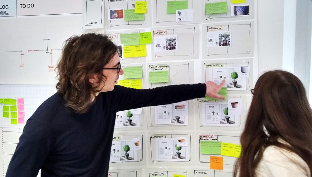 Il metodo di lavoro in agenzia di marketing e comunicazione: collaborativo e basato sull'evoluzione costante di prototipi