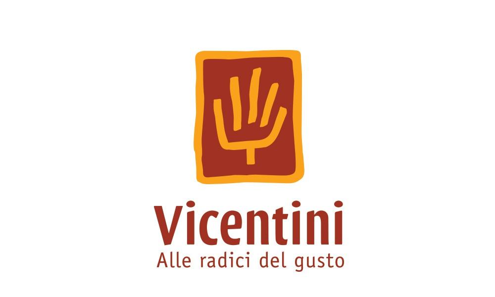 Marchio e Payoff progettati per Vicentini