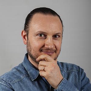 Samuel Gentile, Fondatore e Direttore di strategia creativa